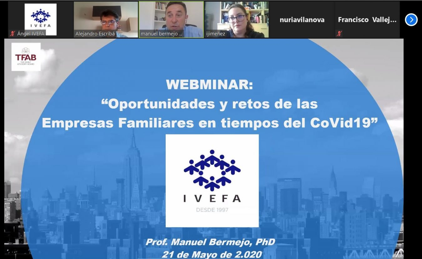 Opportunities and challenges of the Family Business in the time of the Covid-19